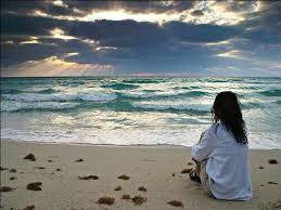 BeachWoman